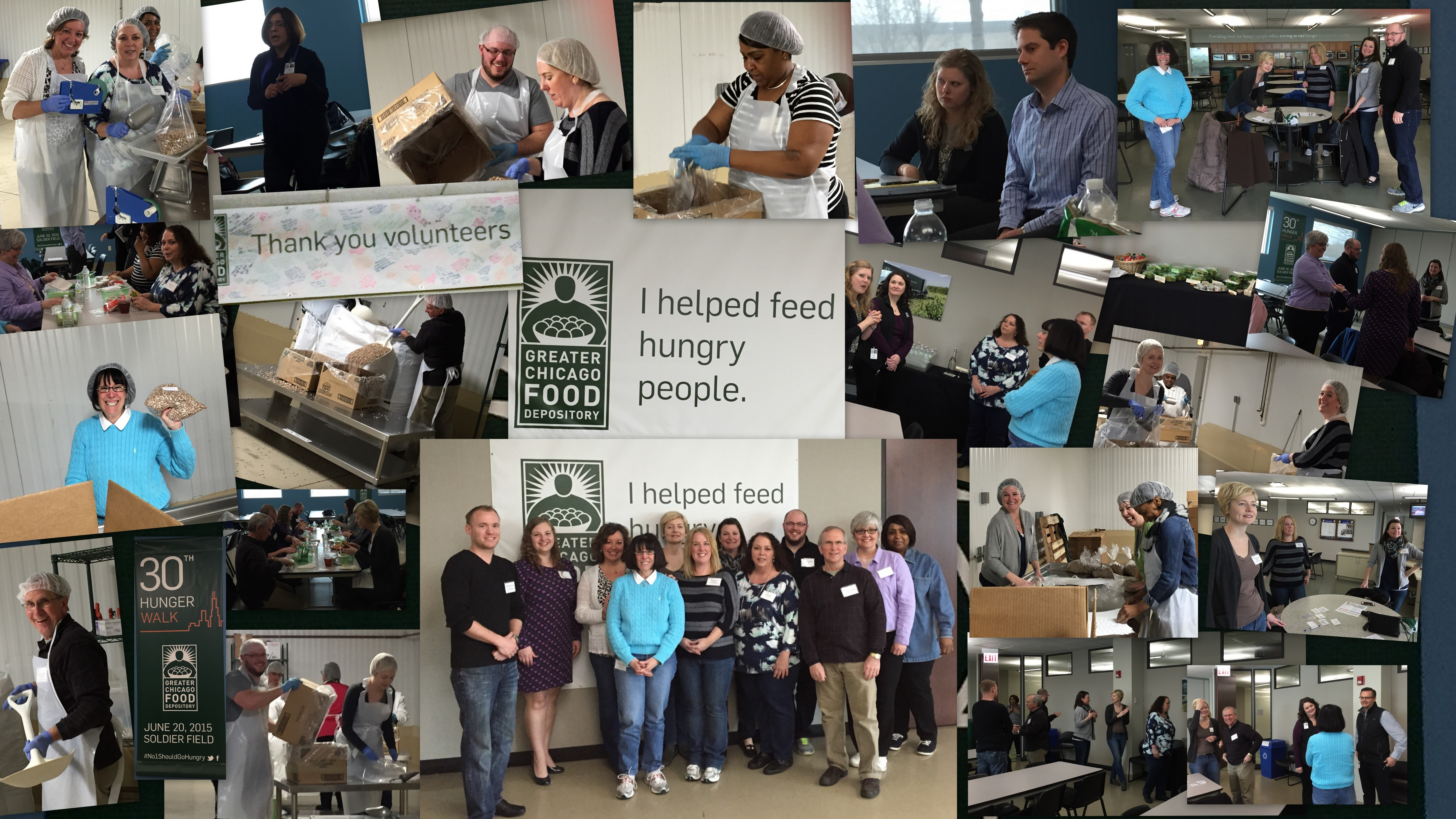 SOCAP Greater Chicago Food Depository March 2015