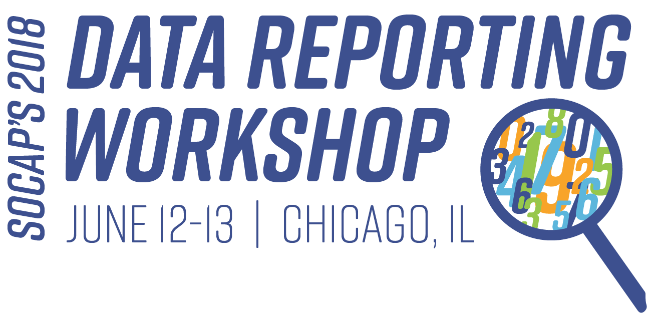 2018 Data Reporting Workshop