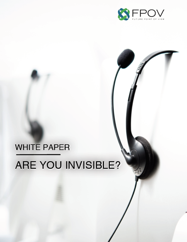 Are You Invisible