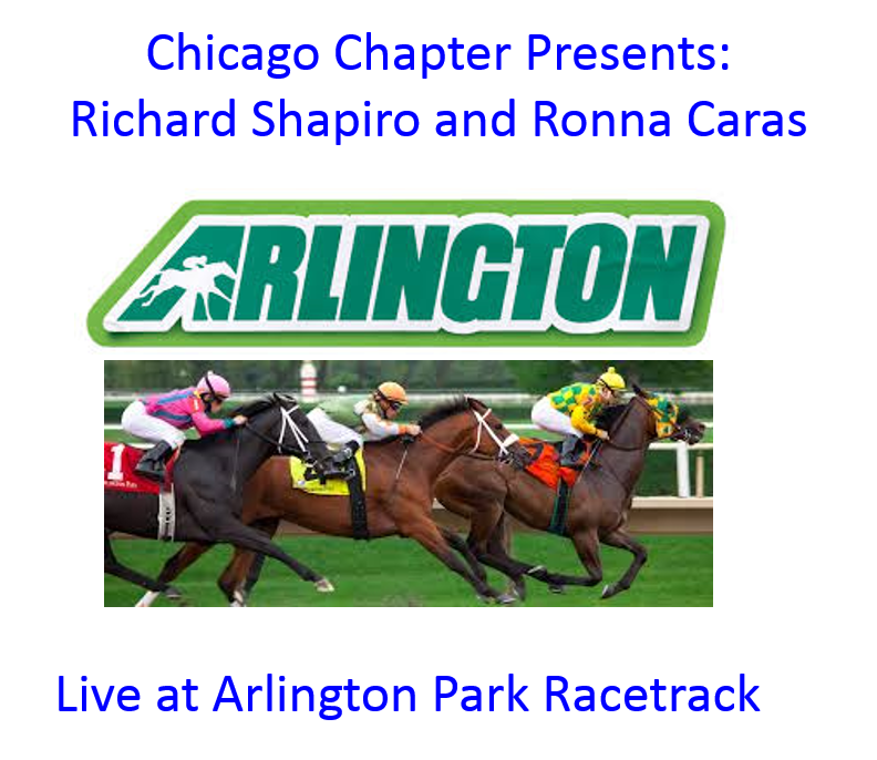 Arlington Racetrack Logo
