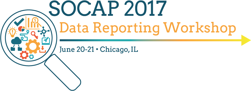 SOCAP's 2017 Data Reporting Workshop
