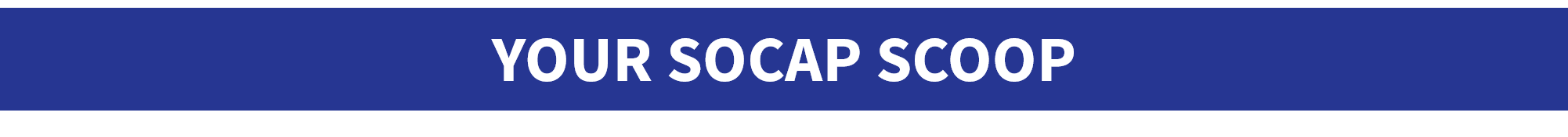 Your-SOCAP-Scoop